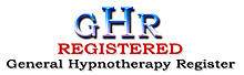 Member of the  General Hypnotherapy Register