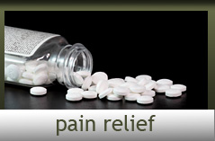 pain management and pain relief
